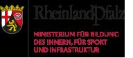 Logo Ministerium für Bildung Rheinland-Pfalz