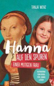 Cover Hanna auf den Spuren
