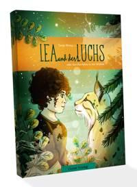 Cover Lea und der Luchs