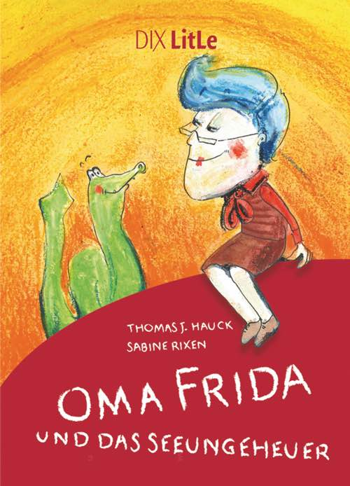 Cover Oma Frieda